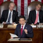 【語学】英語学習の視点から見る、安部首相の米議会での演説